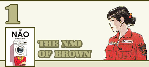 #1 The Nao of Brown