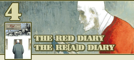 #4 The Red Diary/The Re[a]d Diary