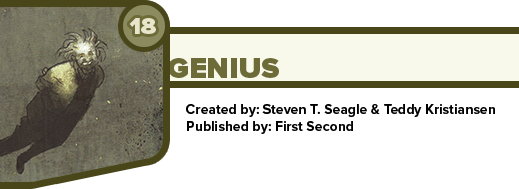 Genius by Steven T. Seagle and Teddy Kristiansen