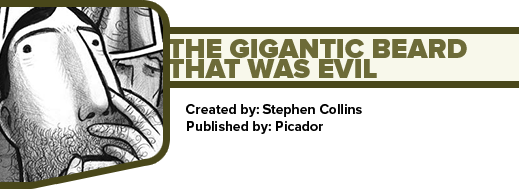 The Gigantic Beard that Was Evil by Stephen Collins