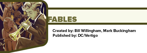 Fables by Bill Willingham and Mark Buckingham