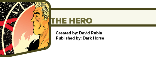 The Hero by David Rubin