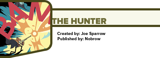 The Hunter by Joe Sparrow