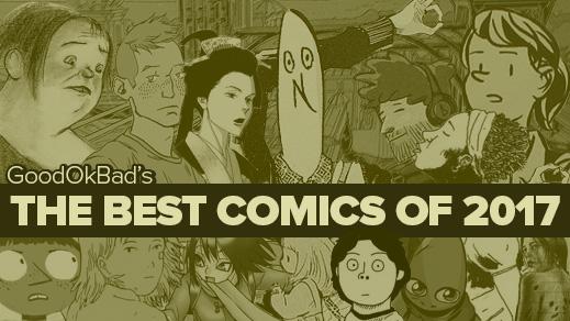 The 100 Best Comics, Graphic Novels, and Manga of 2017