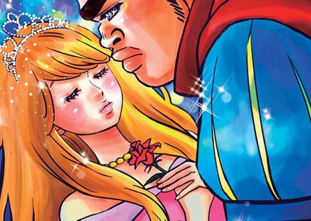To tame the beast western manga luscious