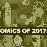 The Best Comics of 2017
