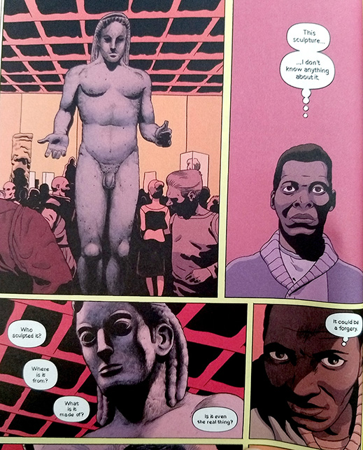 Ancestor by Matt Sheean and Malachi Ward