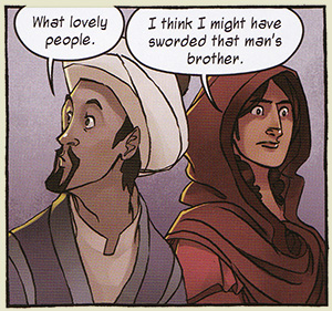 Delilah Dirk and the Turkish Lieutenant by Tony Cliff