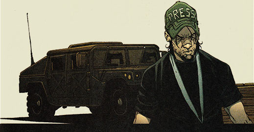 DMZ by Brian Wood
