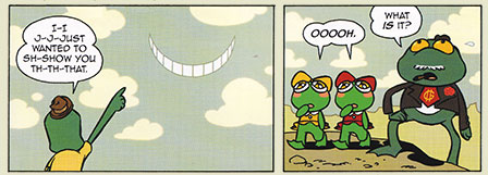 The Eternal Smile by Gene Luen Yang and Derek Kirk Kim
