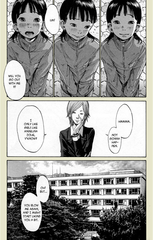 Review of A Girl On The Shore by Inio Asano