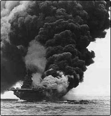 The USS Forrestal