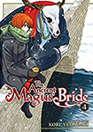 The Ancient Magus' Bride, vol 4 by Kore Yamazaki