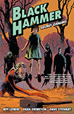 Black hammer, vol 1 by Jeff Lemire