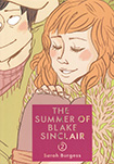The Summer Of Blake Sinclair, vol 2 by Sarah Burgess