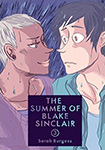 The Summer Of Blake Sinclair, vol 3 by Sarah Burgess