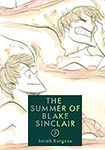 The Summer Of Blake Sinclair, vol 4 by Sarah Burgess