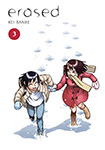 Erased, vol 3 by Kei Sanbe