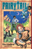 Fairy Tail, vol 4 by Hiro Mashima