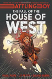 Fall of the House of West by Paul Pope, JT Petty, and David Rubin