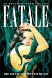 Fatale Deluxe Hardcover, vol 1 by Ed Brubaker and Sean Phillips