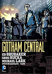 Gotham Central (omnibus) by Ed Brubaker, Greg Rucka, and Michael Lark