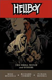 Hellboy, vol 7: The Troll Witch by Mike Mignola