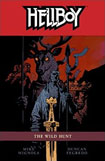 Hellboy, vol 9: The Wild Hunt by Mike Mignola and Duncan Fegredo