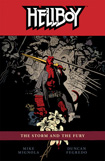 Hellboy, vol 12, The Storm And The Fury by Mike Mignola and Duncan Fegredo