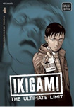 Ikigami: The Ultimate Limit, vol 4