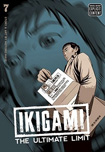 Ikigami: The Ultimate Limit, vol 7