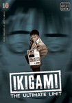 Ikigami: The Ultimate Limit, vol 10
