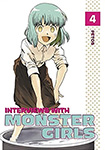 Interviews With Monster Girls, vol 4 by Petos