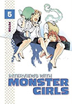 Interviews With Monster Girls, vol 5 by Petos