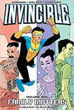 Invincible, vol 1 by Robert Kirkman and Cory Walker
