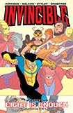 Invincible, vol 2 by Robert Kirkman and Ryan Otley