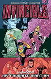 Invincible, vol 8 by Robert Kirkman and Ryan Otley
