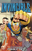 Invincible, vol 16 by Robert Kirkman and Ryan Otley