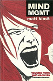 Mind MGMT, vol 4 by Matt Kindt