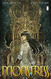 Monstress, iss 1 by Marjorie Liu and Sana Takeda