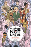 They're Not Like Us, vol 1 by Eric Stephenson and Simon Gane