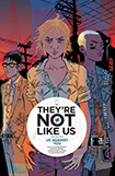 They're Not Like Us, vol 2 by Eric Stephenson and Simon Gane