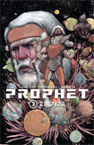 Prophet, vol 3 by Brandon Graham, Simon Roy, and Giannis Milonogiannis