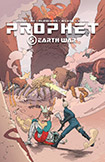 Prophet, vol 5 by Brandon Graham, Simon Roy, and Giannis Milonogiannis