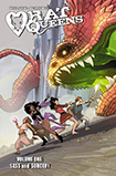 Rat Queens, vol 1 by Kurtis J. Weibe and Roc Upchurch
