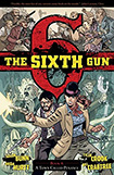 The Sixth Gun, vol 4 by Cullen Bunn and Brian Hurtt