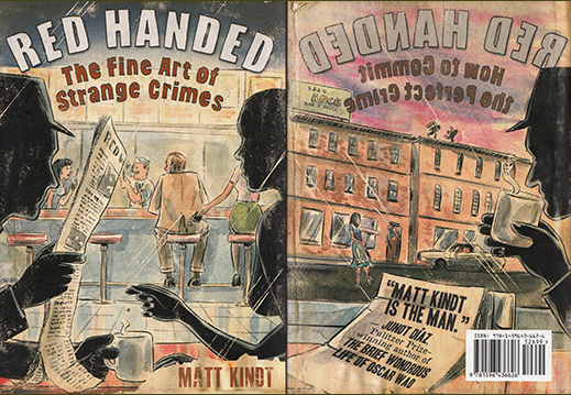 Red Handed by Matt Kindt