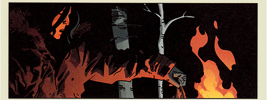Russian Olive To Red King by Kathryn & Stuart Immonen