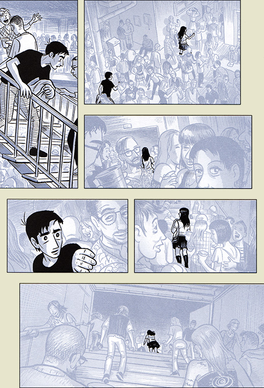 Review of The Sculptor by Scott McCloud