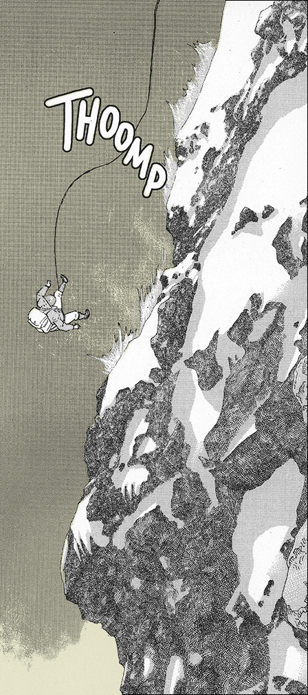 Summit of the Gods by Jiro Taniguchi